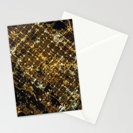 262. Super View of Glendale and Phoenix Stationery Cards