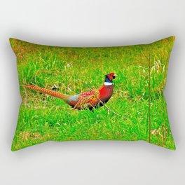 Ringneck Rectangular Pillow