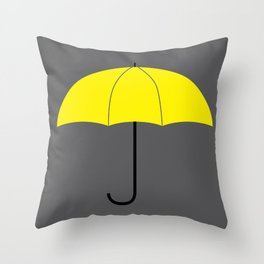 HIMYM - The Mother Throw Pillow
