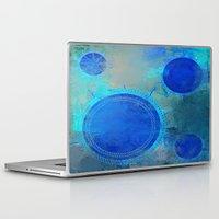 nautical Laptop & iPad Skins featuring Nautical by JuniqueStudio