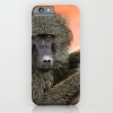 I Told You To Wash Behind Your Ears! iPhone 6s Slim Case