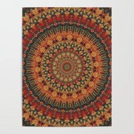 Mandala 563 Poster