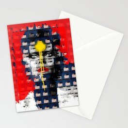 Disk Head 1 Stationery Cards