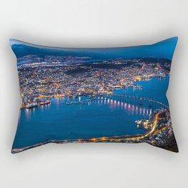 Panoramic Tromso Rectangular Pillow