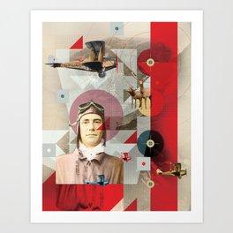 Pilots | 1 / 3 Art Print