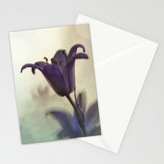 Bluebell in early evening light Stationery Cards