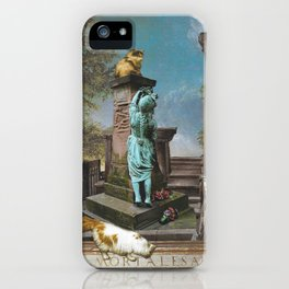 Statue of Limitations iPhone Case