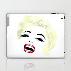 Bombshell Series: Fame - Marilyn Monroe Laptop & iPad Skin