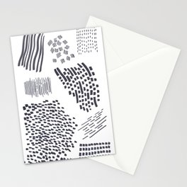Abstract Marks Nr 2 Stationery Cards