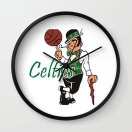 Celtics Wall Clock