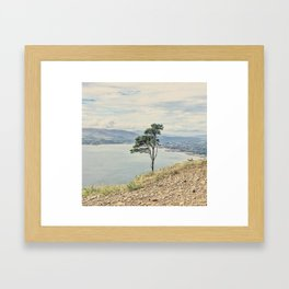 Mourne Mountains, Ireland Framed Art Print