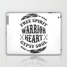 Warrior Heart Laptop & iPad Skin