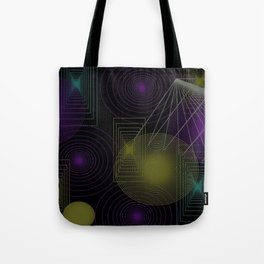 Rays of Power Tote Bag