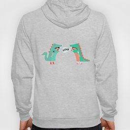 means 'I love you' Hoody