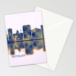 Paterson Skyline Stationery Cards
