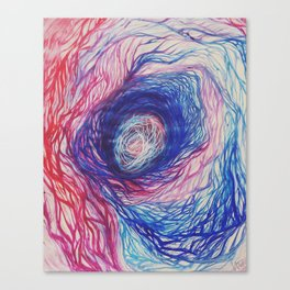 ZYGOTE Canvas Print