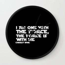 I Am One Wall Clock