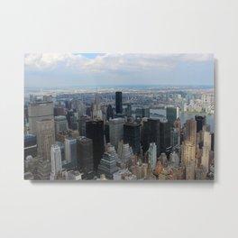 New York City 2 Metal Print