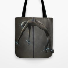 Pierced Through My Soul Tote Bag