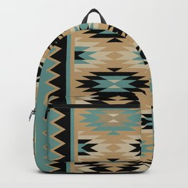 Navajo Pattern Four Backpack