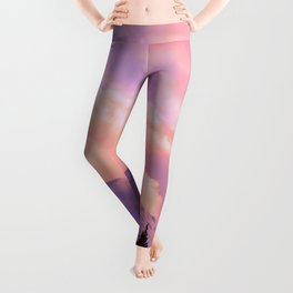 Rose Quartz Turbulence Leggings