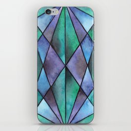 Stained Glass iPhone Skin