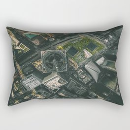 9/11 Memorial Sites Rectangular Pillow