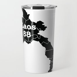 Laos 88 Travel Mug