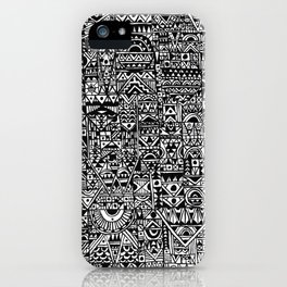Polis iPhone Case