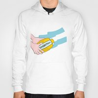 argentina Hoodies featuring Argentina Rugby by mailboxdisco