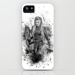 Ink Lagertha iPhone Case