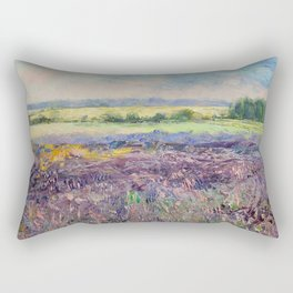 Provence Lavender Rectangular Pillow