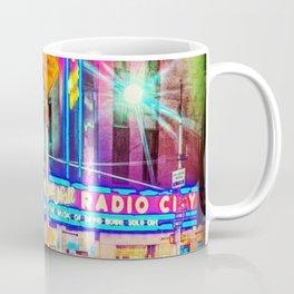 Radio city Coffee Mug