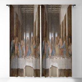 Leonardo da Vinci's The Last Supper Blackout Curtain