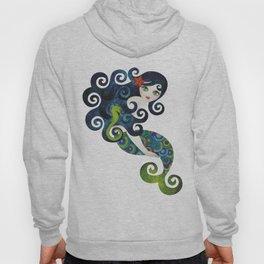 Aquamarine Mermaid Hoody