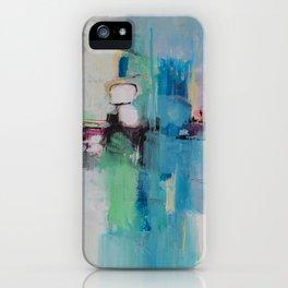 Metropolis Nine iPhone Case