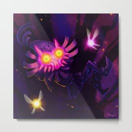 Terrible Fate Metal Print