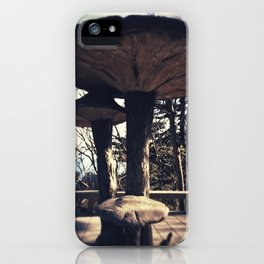 Huangshan overlook - China iPhone Case