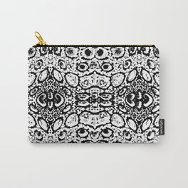 Perentie B by Chrissy Wild Carry-All Pouch