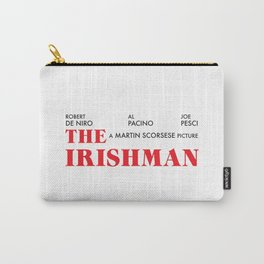 The Irishman Carry-All Pouch