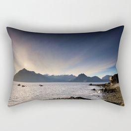 A glimpse of heaven. Rectangular Pillow