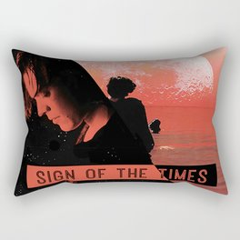 HARRY STYLES - Sign of the Times Rectangular Pillow