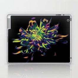 Rainbow Floral Laptop & iPad Skin