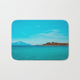 Some mountains in the sea Bath Mat