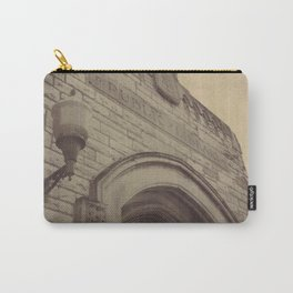 Public Library Carry-All Pouch