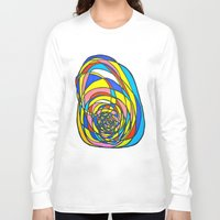 egg Long Sleeve T-shirts featuring EGG by Shouta Itose