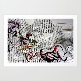 Something Unbroken 2 Art Print