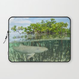 Just Below the Surface Laptop Sleeve