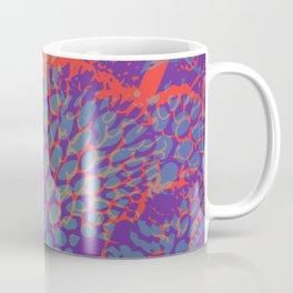 psychedelic beauty Coffee Mug