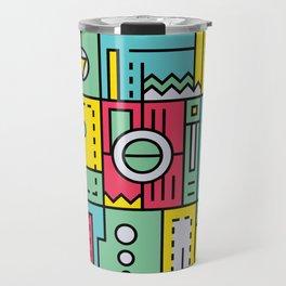 Play on words | Graphic jam Travel Mug